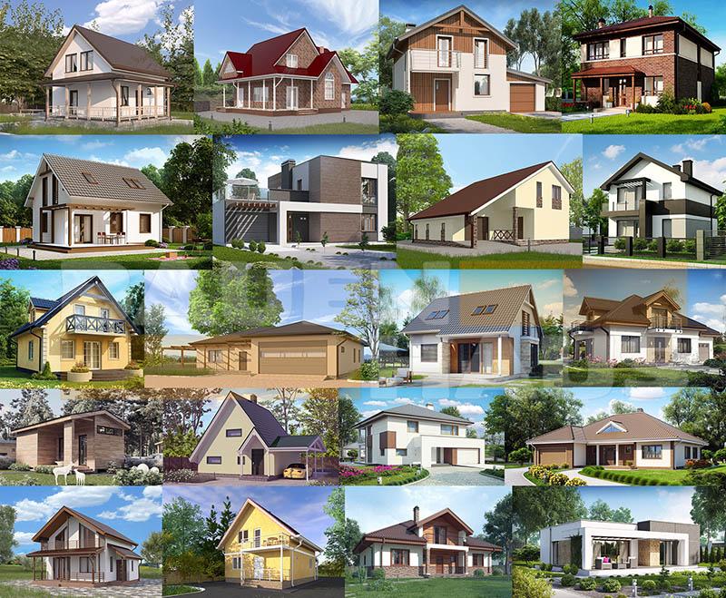 99 лучших сайтов с зарубежными проектами домов - Фото №2