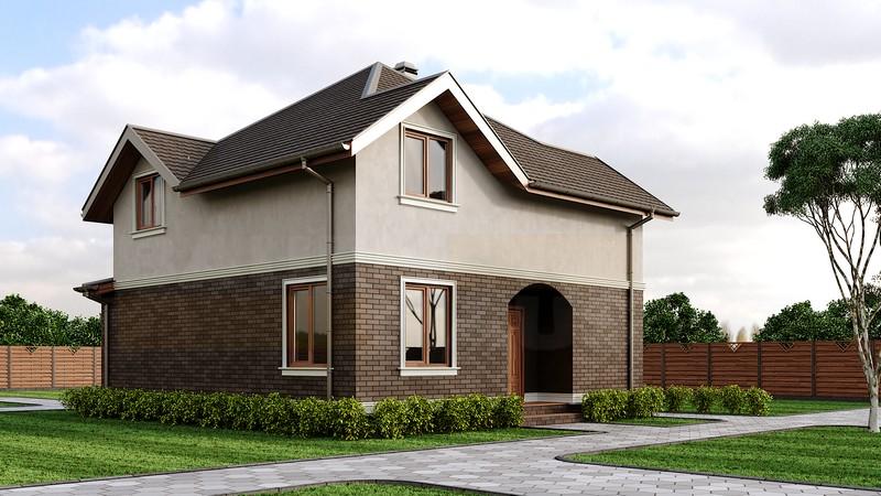Двухэтажный дом Ганновер - Фото №2