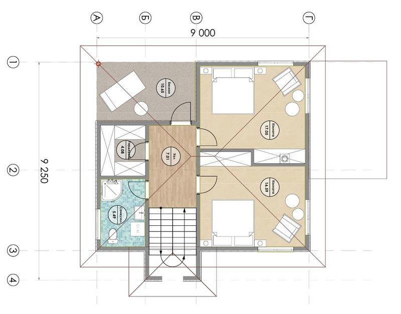 Двухэтажный дом Брандербург - Фото №4