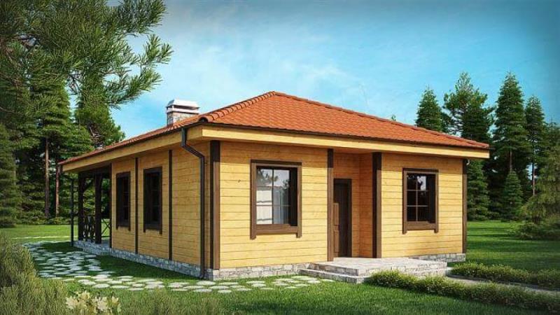 проект дома « K1.65 »