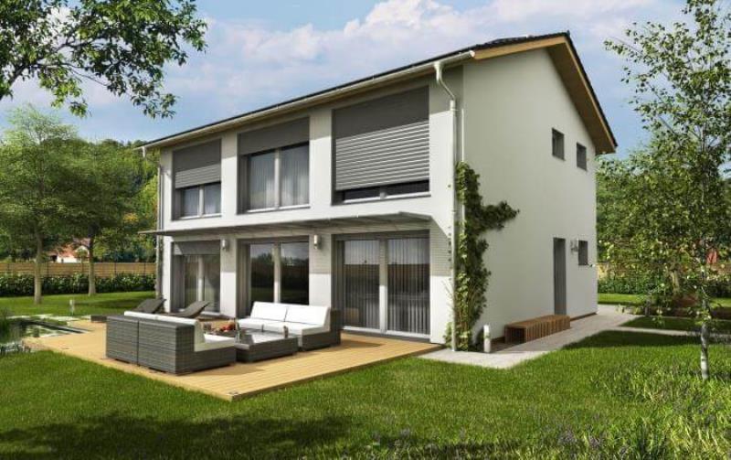 проект дома « Passivе 20. Проект пассивного дома »