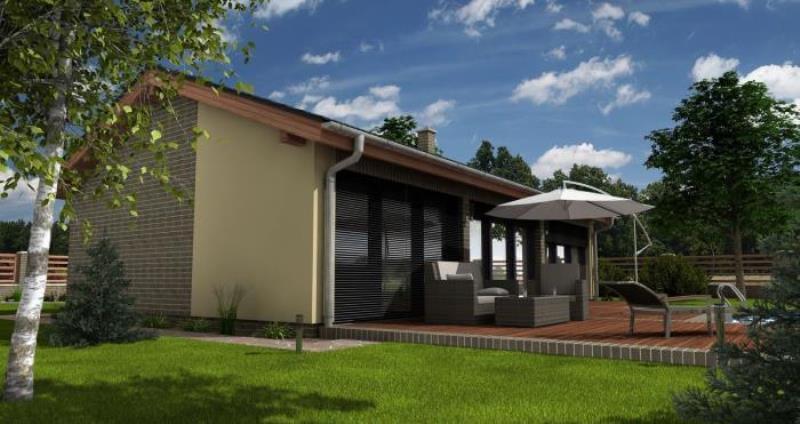 проект дома « Аксор »