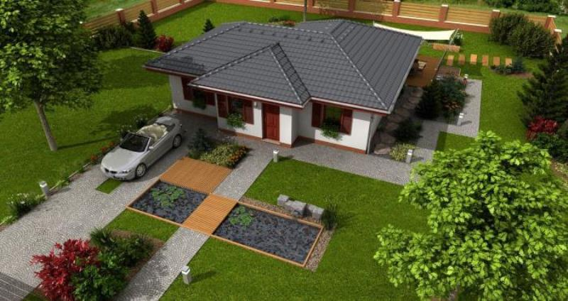 проект дома « Уют »