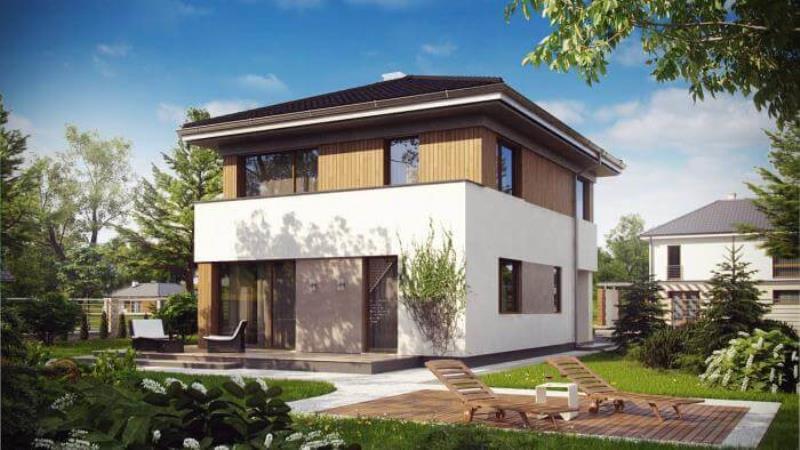 проект дома « K2.114 »