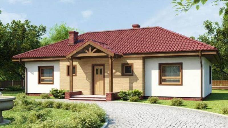 проект дома « K1.252 »