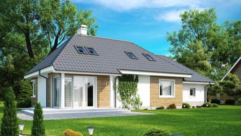 проект дома « K2.198 »