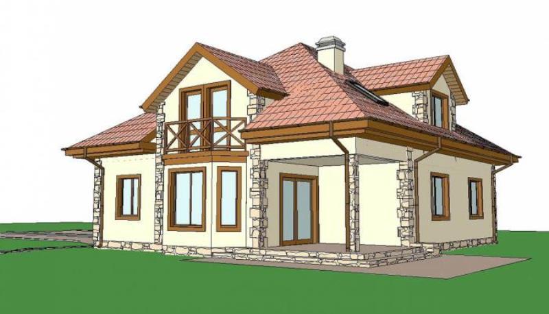 проект дома « K15.243 »