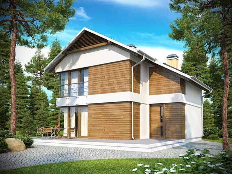 проект дома « K2.187 »