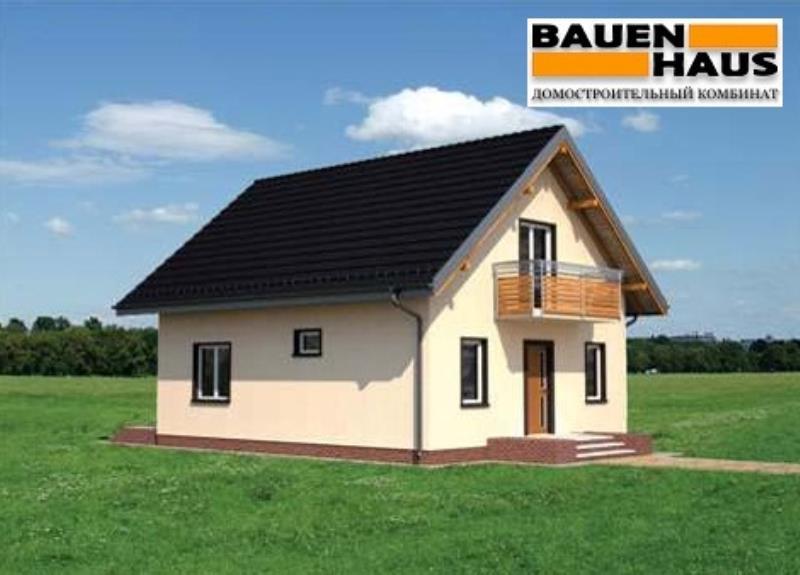 Проект двухэтажного дома SIPDOM 299 - Фото №2