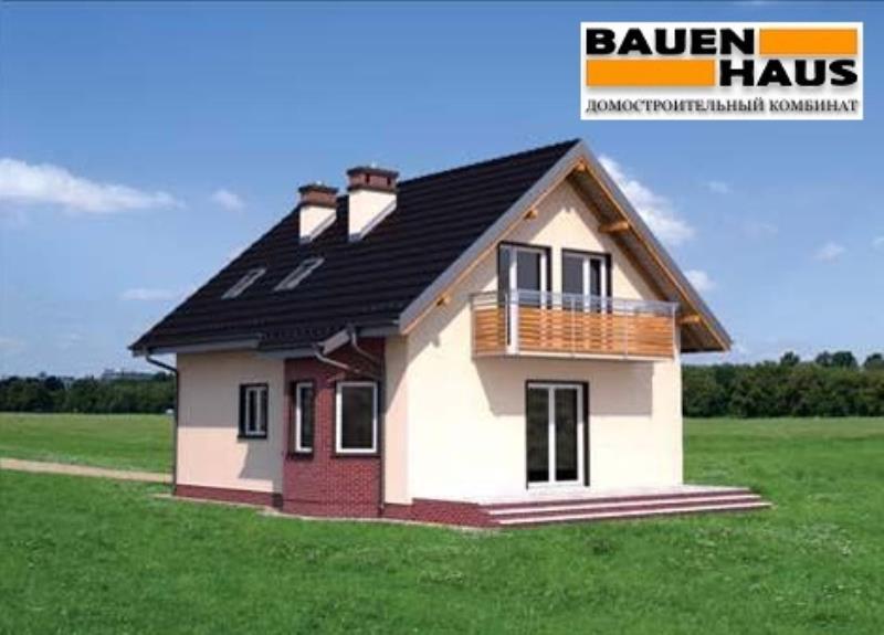 проект дома « Проект двухэтажного дома SIPDOM 299 »