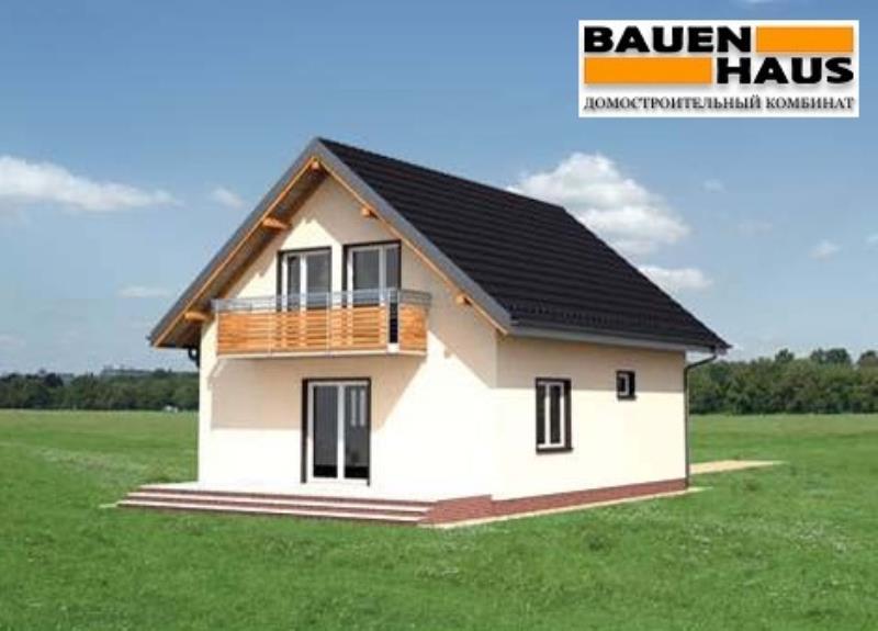 Проект двухэтажного дома SIPDOM 299 - Фото №4