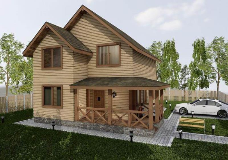 проект дома « Александрийский 121 »