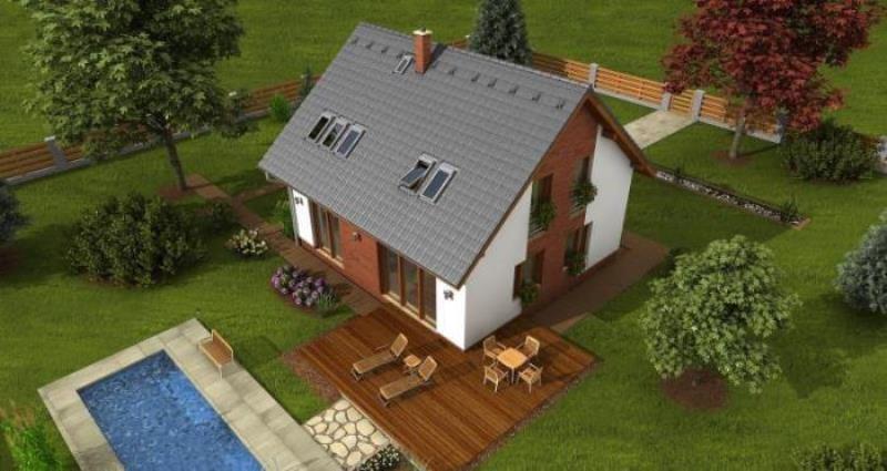проект дома « Лира »