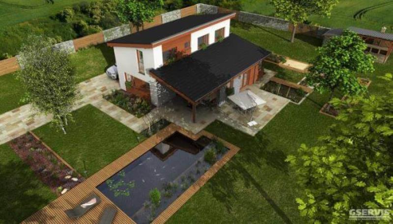 проект дома « Аляска »