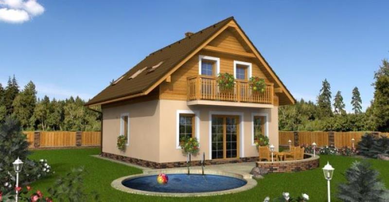 проект дома « Классик »