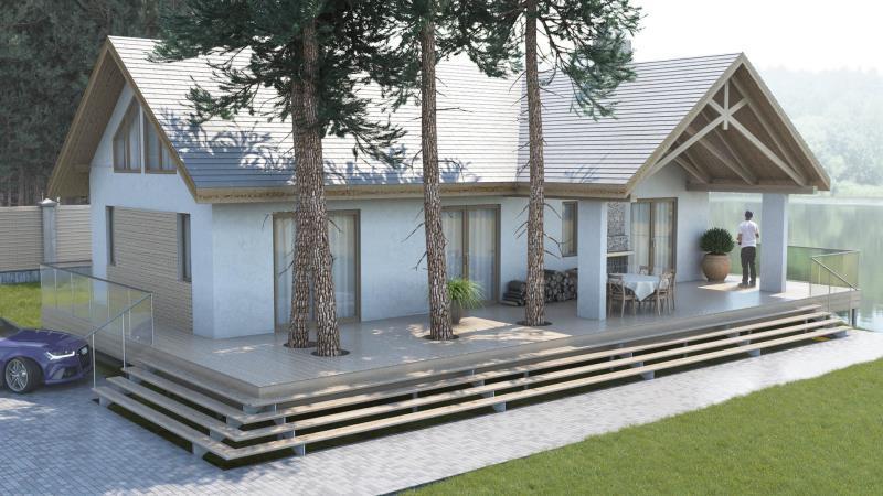 Проектирование домов из СИП панелей