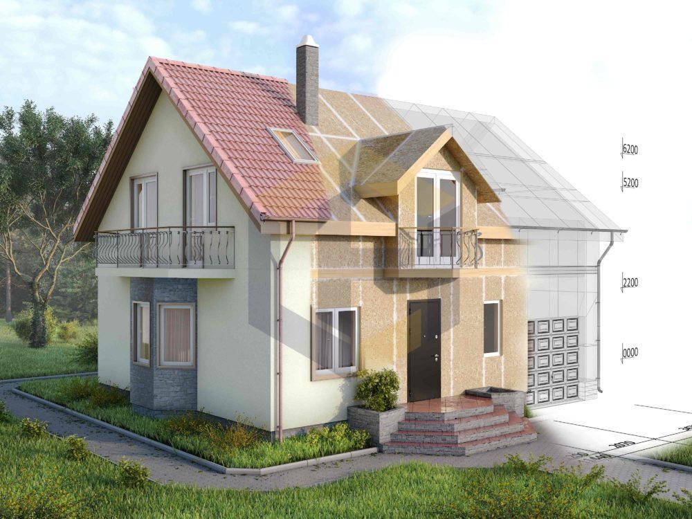 Индивидуальный проект Вашего дома - жизнь в доме мечты