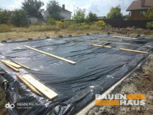 готовый фундамент для СИП домов фото