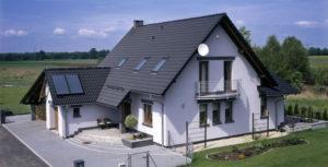 Формы крыш одноэтажных домов