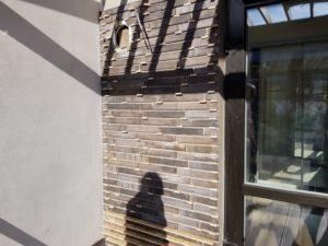 клинкер фасад дом из СИП панелей фото