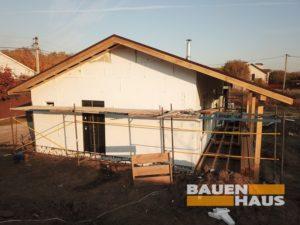 строительные леса СИП дома фото