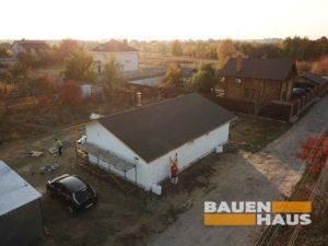 строительство СИП дома в Василькове фото