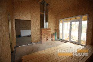 отопление камином в деревянном доме фото