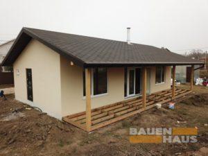 проект СИП панельного дома с террасой фото