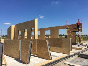 Как правильно построить дом из СИП панелей