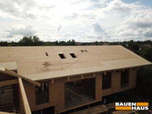 Большой дом из СИП панелей в Василькове