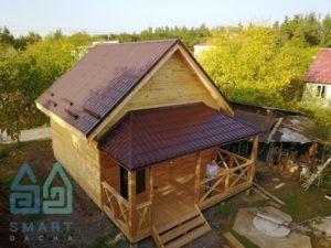 Проект Smart Dacha 28 + 11