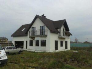 Строительство домов из СИП панелей в Украине