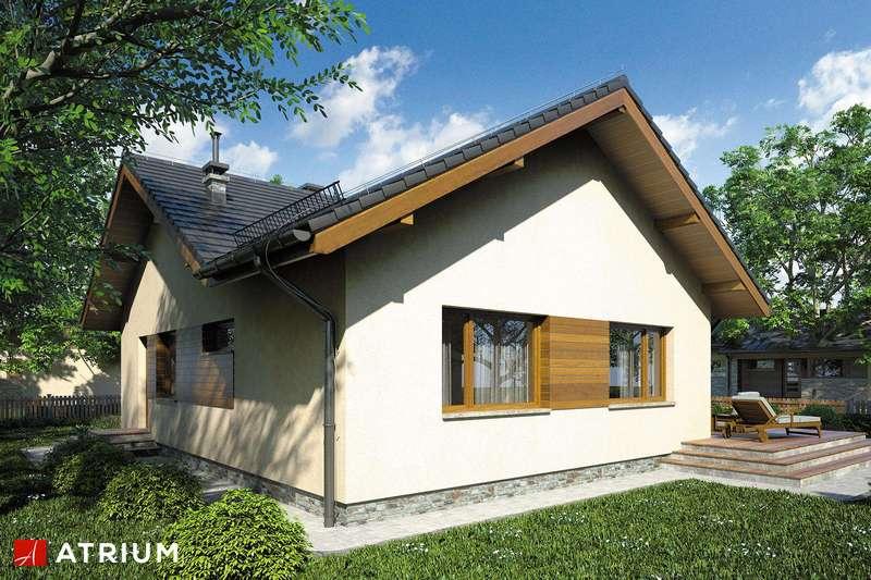 Проект одноэтажного дома из СИП панелей