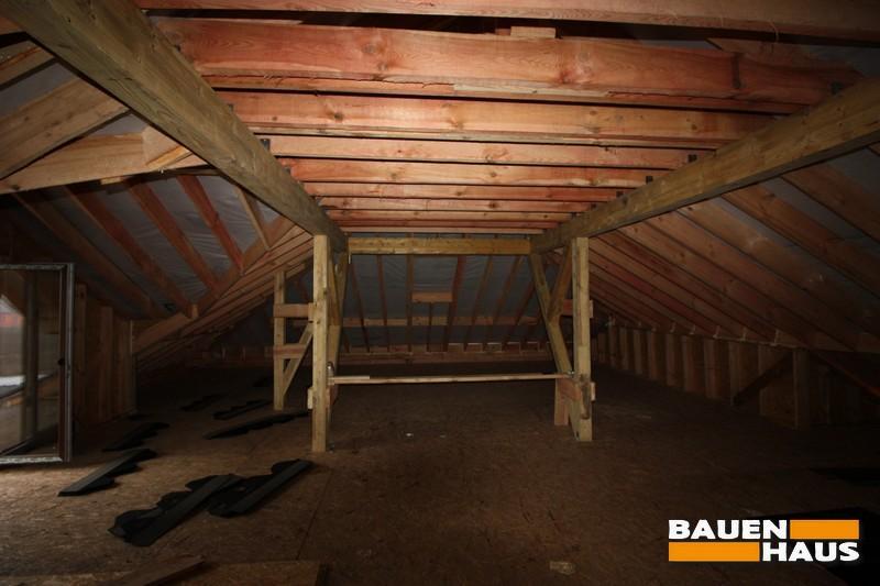 Опорная конструкция крыши