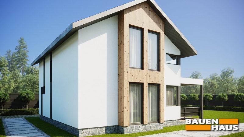 Проект жилого СИП дома Белая Церковь