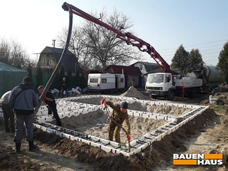 Строим новый дом по канадской технологии в Киеве